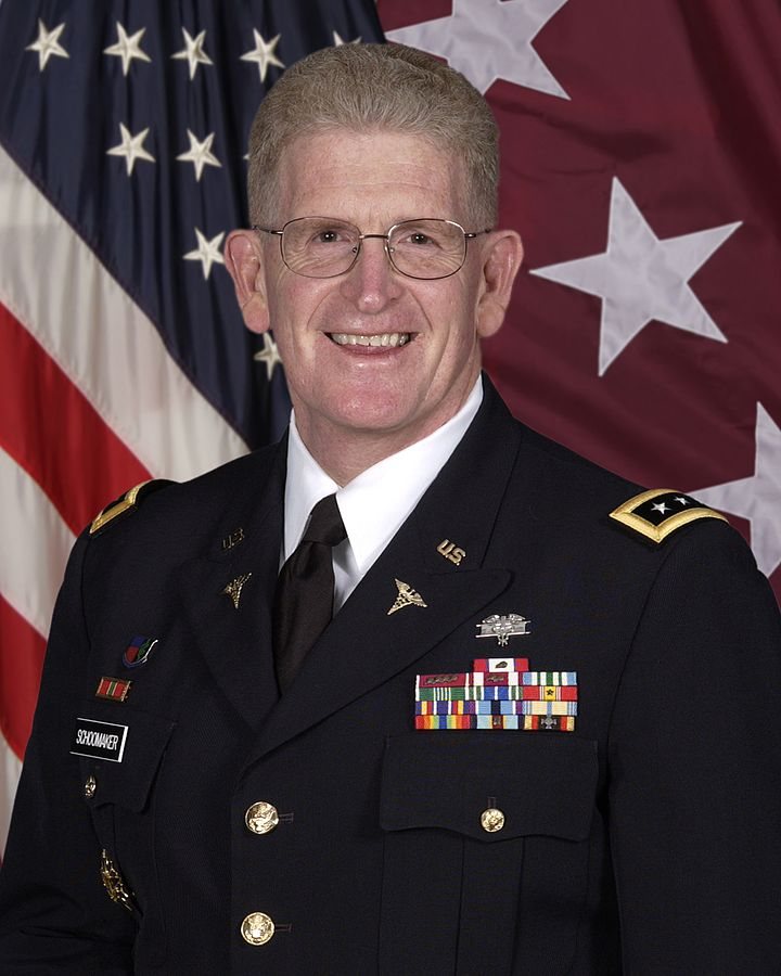 Lieutenant General (Retired) Eric Schoomaker