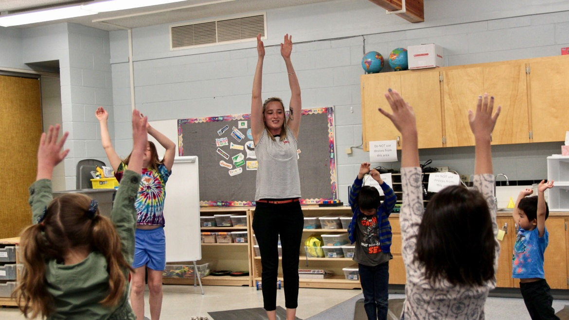 Yoga for Kids? An Instructor Weighs In