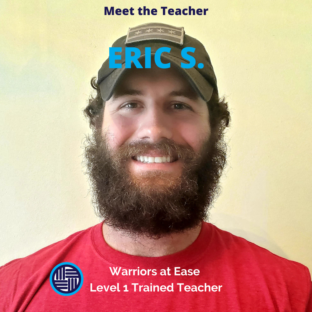 Teacher Spotlight – Eric S